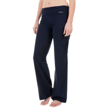 NAKED Naked Essential Loungewear Yoga Pants (For Women)