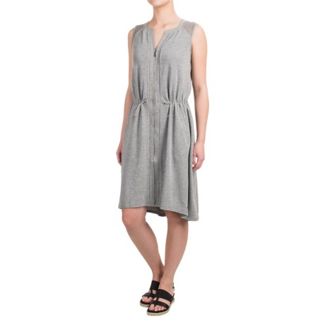 CG Sport Cable & Gauge Sport Sweatshirt Dress - Sleeveless (For Women)