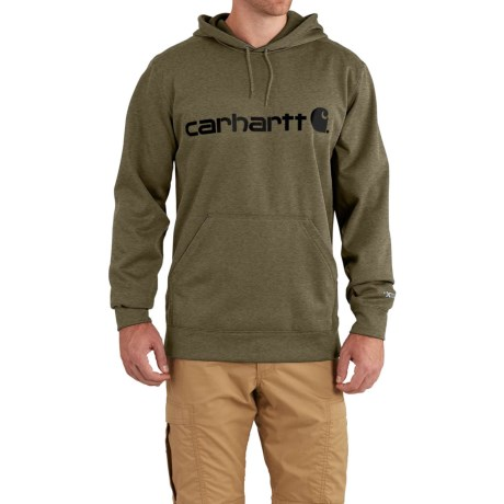 Carhartt Force Extremes Signature Graphic Hooded Sweatshirt - Factory Seconds (For Men)