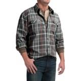 G.H. Bass & Co. Mountain Twill Plaid Shirt - Long Sleeve (For Men)
