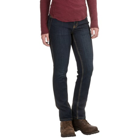 Carhartt Nyona Jeans - Slim Fit, Factory Seconds (For Women)