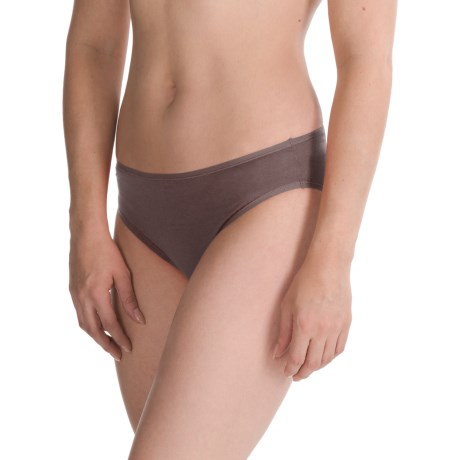 St Eve St. Eve Invisibles Panties - Hi-Cut Briefs, Stretch Cotton (For Women)