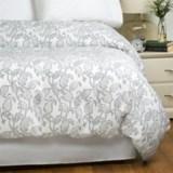 Bambeco Emma Paisley Cloud Duvet Cover - King, Organic Cotton