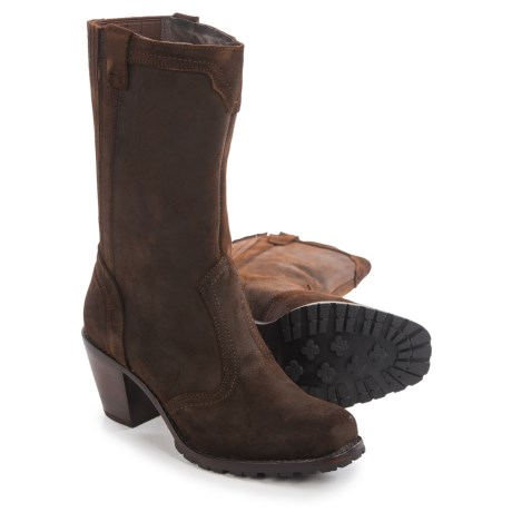 Woolrich Mustang Boots - Leather (For Women)