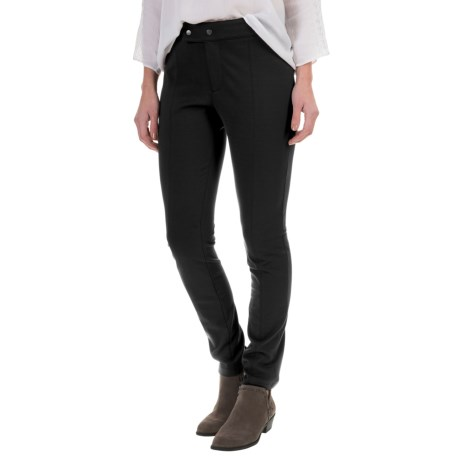 Foxcroft Slim-Fit Techno Pants (For Women)