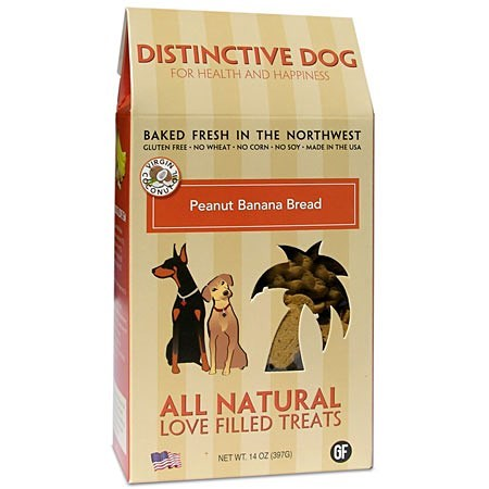 Distinctive Dog Baked Treats - 14 oz.