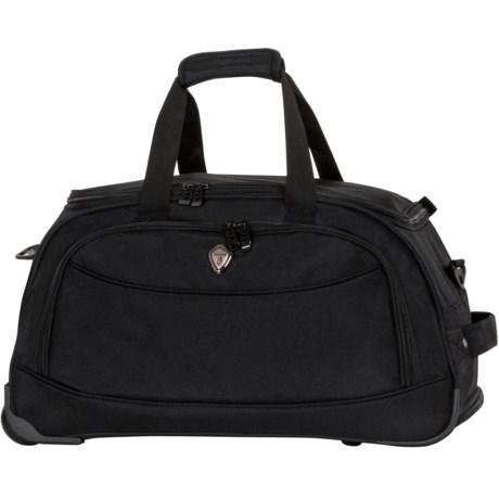 "CalPak Calpak Plato Rolling Duffel Bag- 21"""