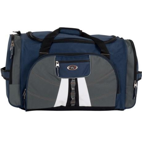 "CalPak Hollywood Multi-Pocket Duffel Bag - 27"""