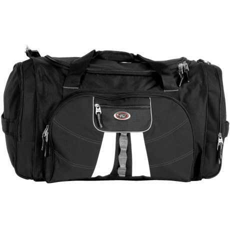 CalPak Hollywood Multi-Pocket Duffel Bag - 27""
