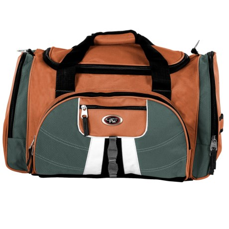 "CalPak Hollywood Multi-Pocket 22"" Duffel Bag"