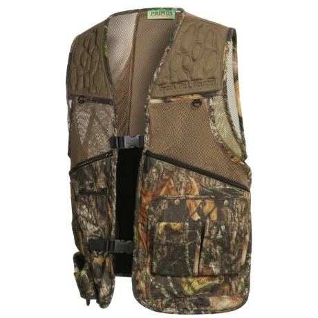 Primos Hunting Vest - Gobbler Turkey (For Men)