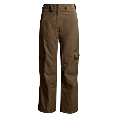 Salomon Temptress Ski Pants - Insulated (For Women)