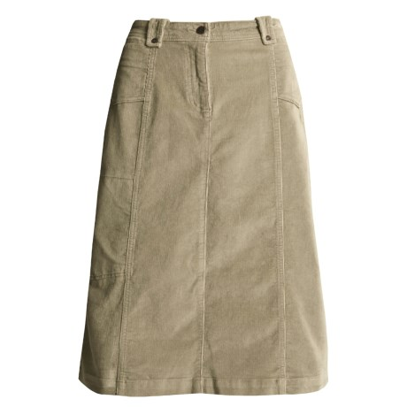 Woolrich Holly Hills Reflex Skirt - Stretch Corduroy (For Women)