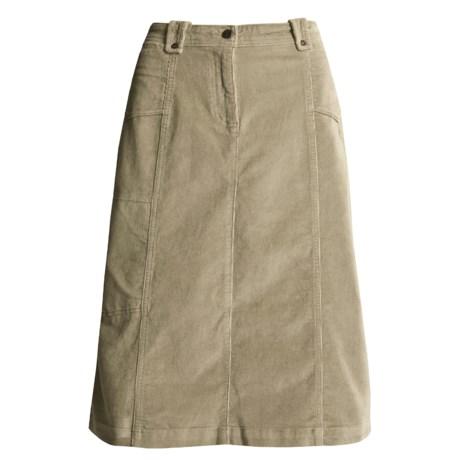 Woolrich Holly Hills Reflex Skirt - Stretch Corduroy (For Women)