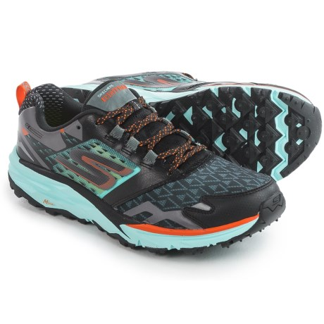 Skechers GOTrail Trail Running Shoes (For Women)