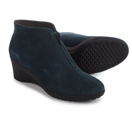Aerosoles Torista Wedge Ankle Boots - Nubuck (For Women)