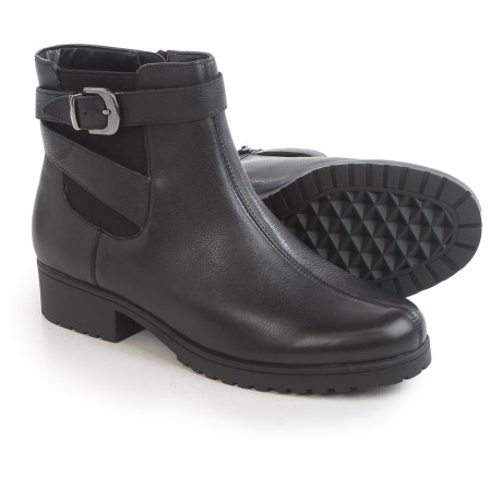 Aerosoles Notebook Ankle Boots - Leather (For Women)