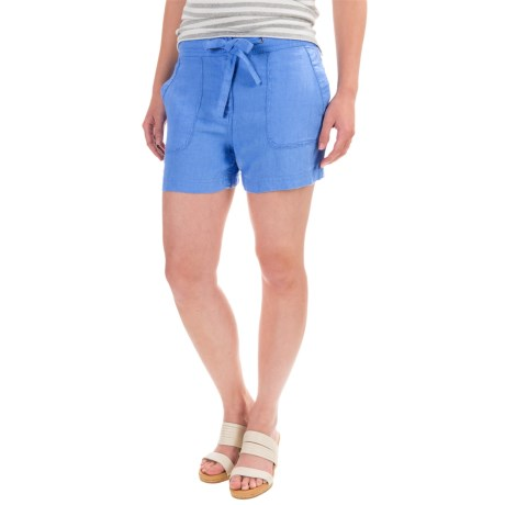 St. Tropez West Drawstring Shorts (For Women)