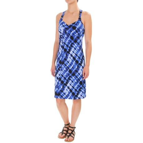 Dakini Cinch-Strap Dress - Built-In Bra, Sleeveless (For Women)
