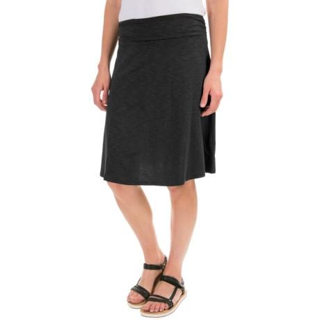 Dakini Side-Ruched Skirt - TENCEL® Blend (For Women)