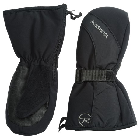 Rossignol Jr. Wide Right Ski Mittens - Insulated (For Little and Big Kids)