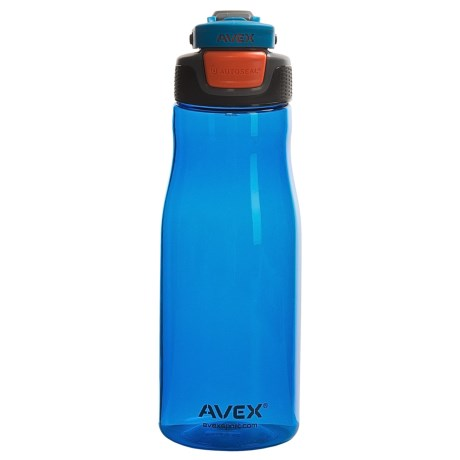 Avex AVEX Brazos Autoseal® Water Bottle - 32 fl.oz., BPA-Free