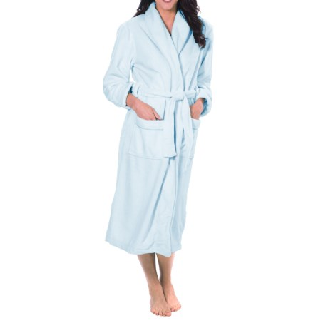 Paddi Murphy Velour Robe (For Women)