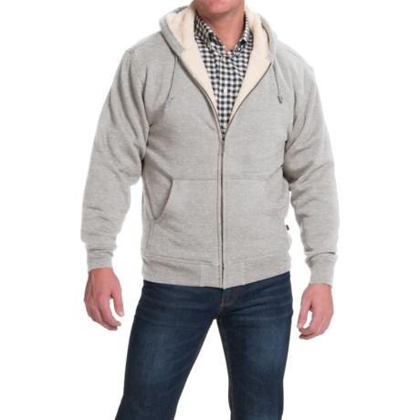 Moose Creek Carbon Creek Hoodie Jacket - Fleece Lining (For Men)