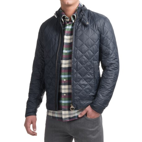 Barbour Land Rover Exhibition Quilted Jacket (For Men)