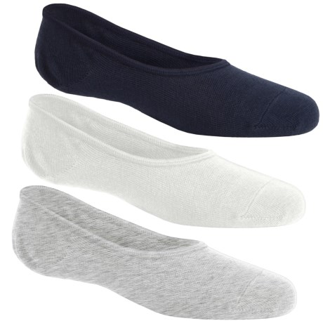 Sperry No-Show Liner Socks - 3-Pack, Below the Ankle (For Big Boys)