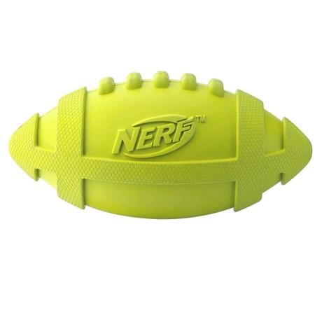 Nerf Dog Squeaker Football - Medium