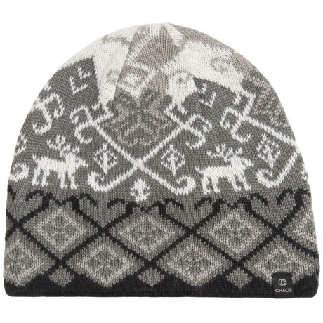 Chaos Hapii Knit Beanie (For Women)