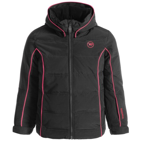 Rossignol Polydown Ski Jacket - Waterproof, Insulated (For Big Girls)