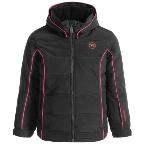 Rossignol Polydown Ski Jacket - Waterproof, Insulated (For Big Girls)