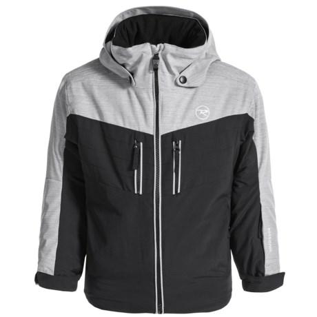 Rossignol Gravity Ski Jacket - Insulated (For Big Boys)
