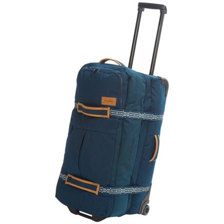 DaKine Split Roller DLX Rolling Suitcase - 65L