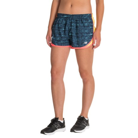 New Balance Accelerate Shorts - Built-In Briefs (For Women)