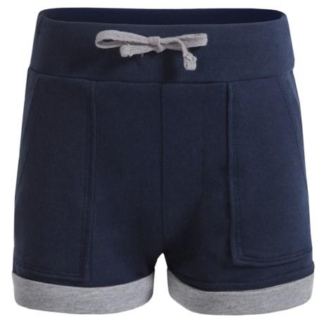Satva Janu Shorts - Organic Cotton (For Toddler Girl)
