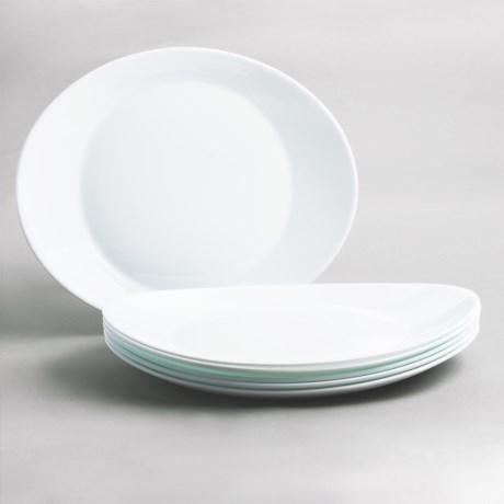 Bormioli Rocco Prometeo Steak Plates - Set of 6