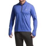 New Balance High-Performance Merino Wool Shirt - Zip Neck, Long Sleeve (For Men)