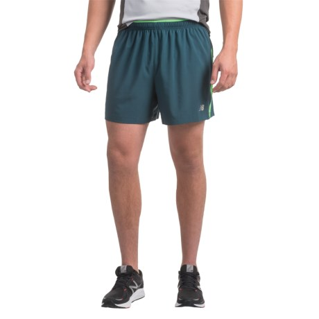 New Balance Impact Track Shorts - Built-In Briefs (For Men)
