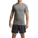 New Balance M4M Seamless Shirt - Short Sleeve (For Men)