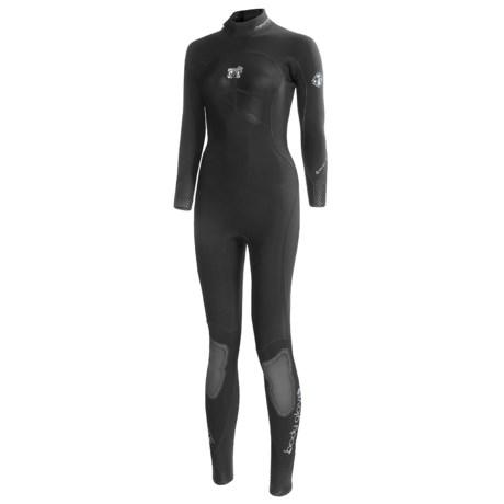 Body Glove Vapor Full Wetsuit - 4/3 mm (For Women)