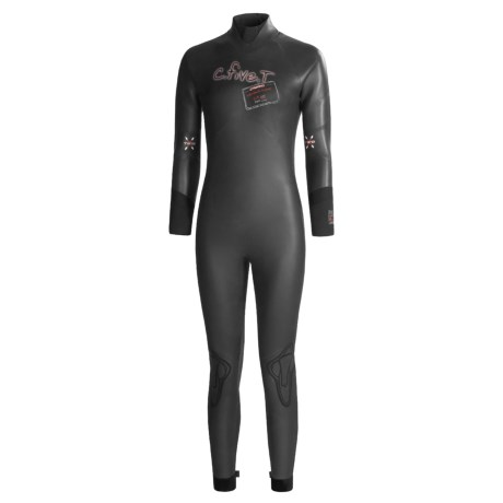 Camaro C5-T Full Wetsuit - 5/3mm Neoprene  (For Women)