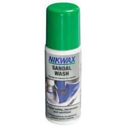 Nikwax Sandal Wash Cleaner - 4.2 fl.oz.