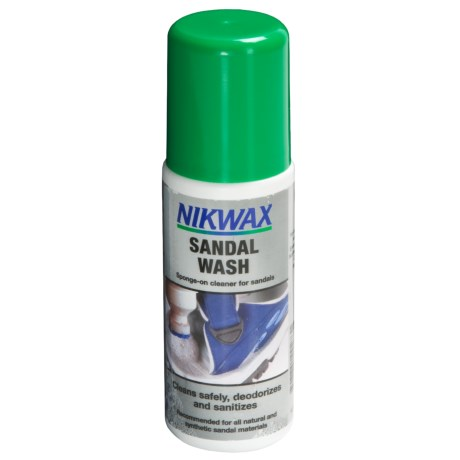 Nikwax Sandal Wash Cleaner - 4.2 fl.oz.