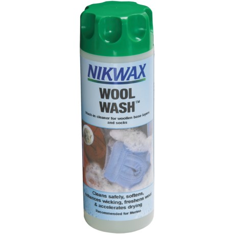 Nikwax Wool Wash - 10 fl.oz.