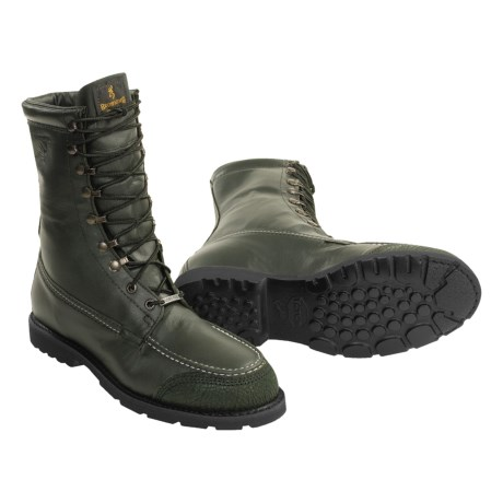 Browning Featherweight Upland Gore-Tex® Hunting Boots - Waterproof, Kangaroo Leather (For Men)