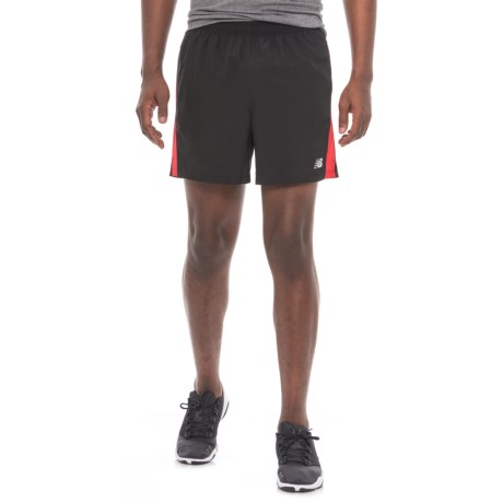 """New Balance Accelerate 5"""" Shorts (For Men)"""