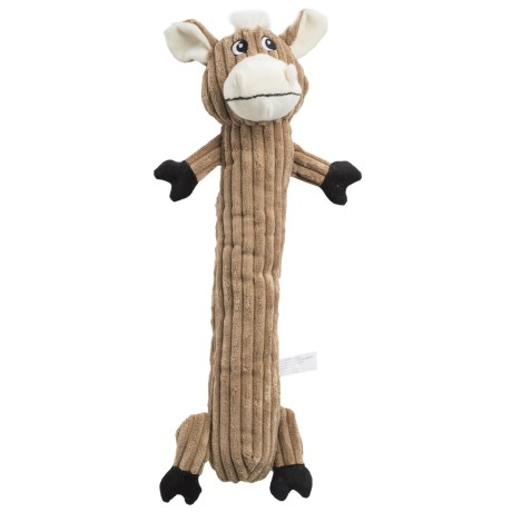 Pally Paws Farm & Country Corduroy Long Body Dog Toy